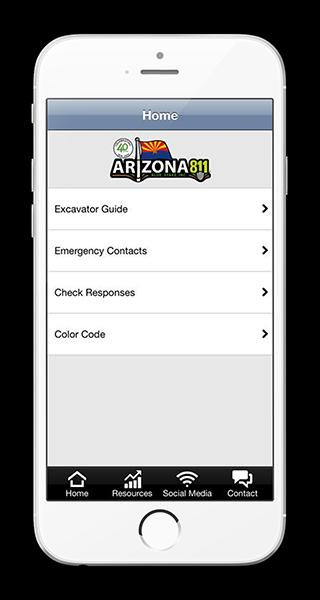 arizona811-i-phone-app